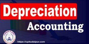 Depreciation Accounting using Tally
